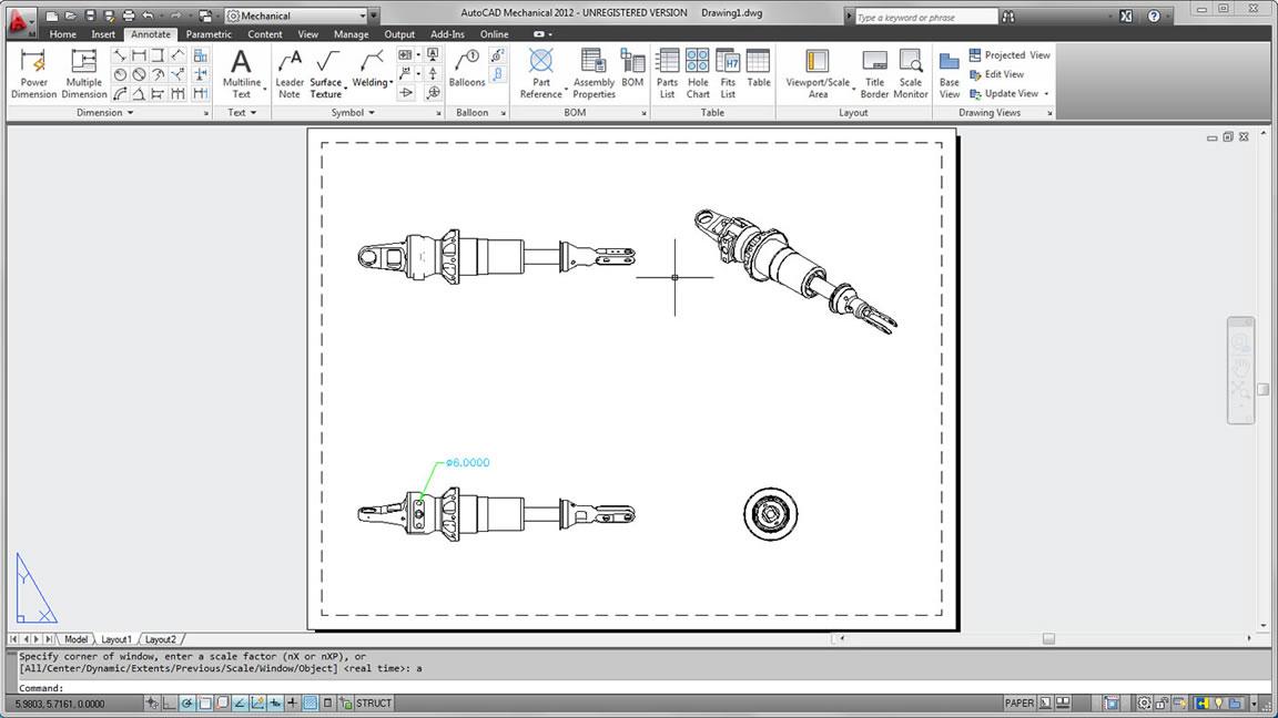 Blog Autodesk AutoCAD Mechanical
